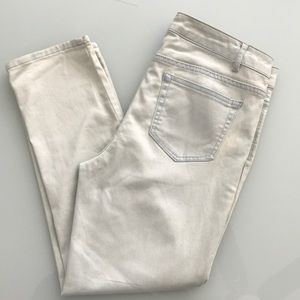 NEW NWT SZ 8 Light Blue Jeggings Jeans Slim Fit